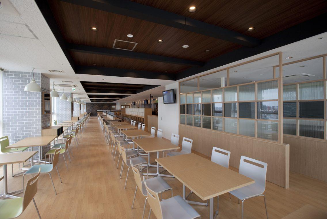 ハートフルサロン 名古屋第一赤十字病院職員食堂